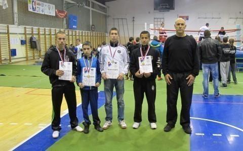 Održano Kik boks prventsvo Srbije u Aleksincu