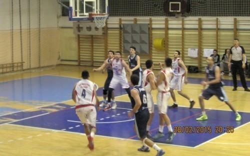 Košarkaši Napretka, inatom, pobedili Zemunce
