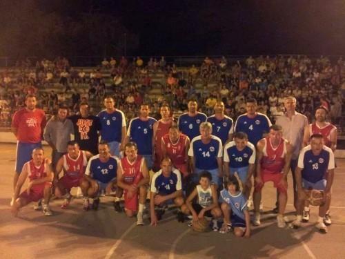 Војкан Ерор окупио елиту кошаркашких ветарана Србије