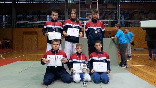 Отворено првенство Бугарске у џиу џици за млађе категорије