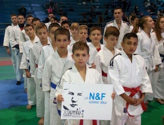 "Nif učestvovao na 9. Međunarodnom turniru ""Temerin Open 2016"""