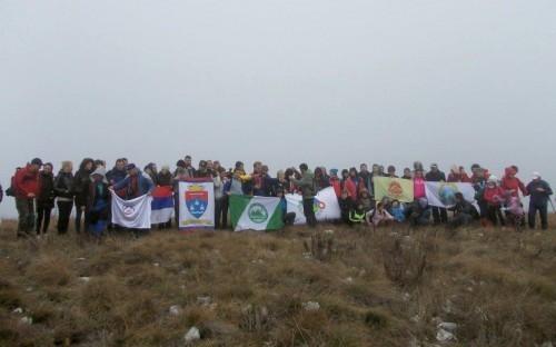 Планинарска акција Ново Село – Крст – Раденковац - 2014