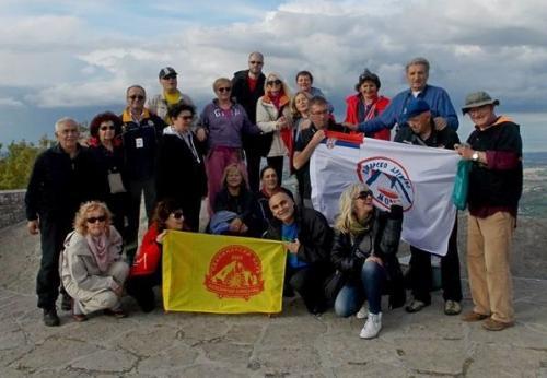 """ПК """"Железничар"""": Планинарење у Сан Марину"""