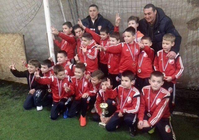 Подмладак ФК Напредак (2008 и 2009) на завршном регионалном турниру