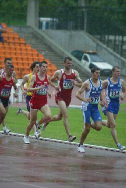 Ranđelović prvak Balkana na 800 metara