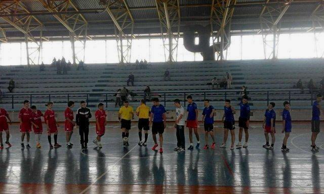 Регионално школско такмичење у малом фудбалу