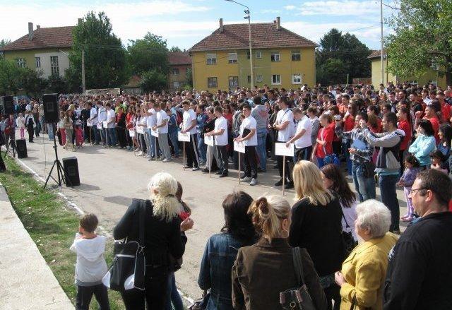 OSIS na Al. Rudniku krajem septembra 2013.