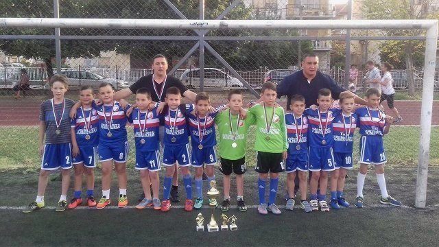 Златни дечаци алексиначког фудбала