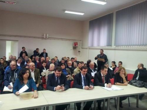 Чедомир Ракић нови председник ОО СПС Алексинац