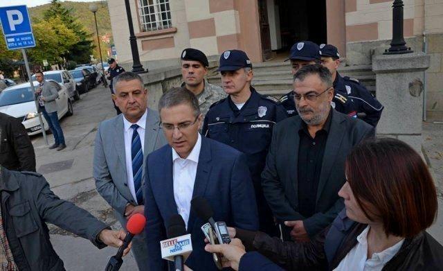 Стефановић: У Алексинцу смањен број крађа и тешких кривичних дела