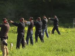Upozorenje: Gađanje na strelištu