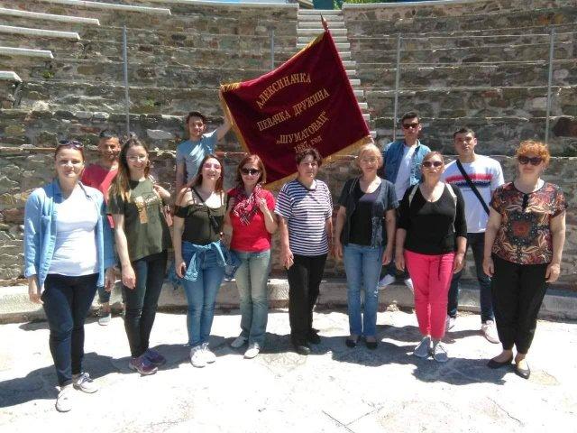 Мешовити хор Шуматовац наступио у Солуну