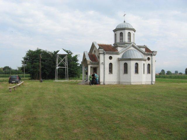 У Лужану, насељу алексиначке Општине, одржан сабор Св.Арханђела Гаврила