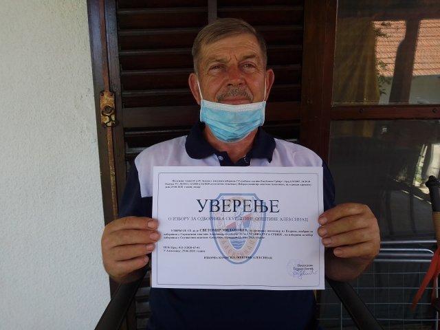Stranka Rusa Srbije iz Aleksinca se obratila ambasadi Rusije