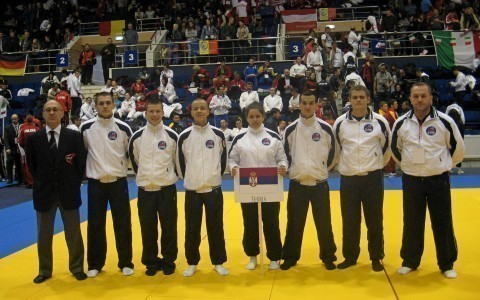 Алексинчани представљали Србију на Светском првенсту у Букурешту