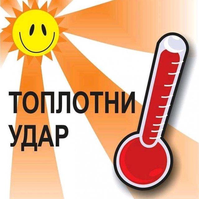 Топлотни удар