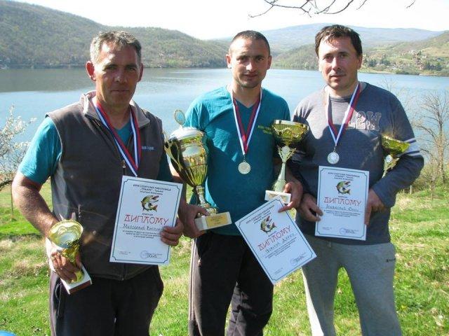 Pobednici Opštinskog prvenstva