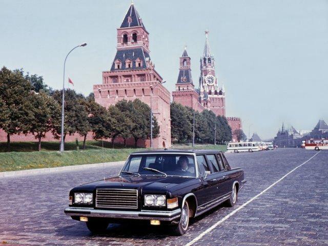 Зил - луксузни руски аутомобил