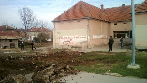 Počela izgradnja fiskulturne sale u Trnjanu