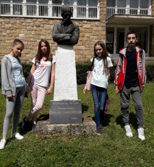 Učenici OŠ Ljupče Nikolić iz Tršića se vraćaju sa nagradama