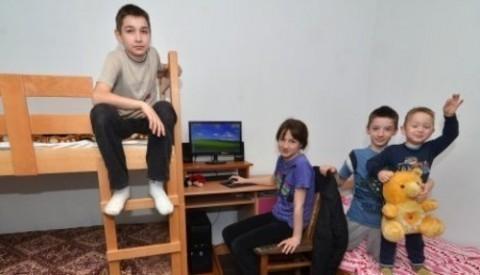 Урошевићи добили нов намештај
