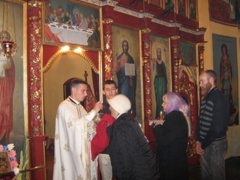Crkveni hor Sveti Nikola