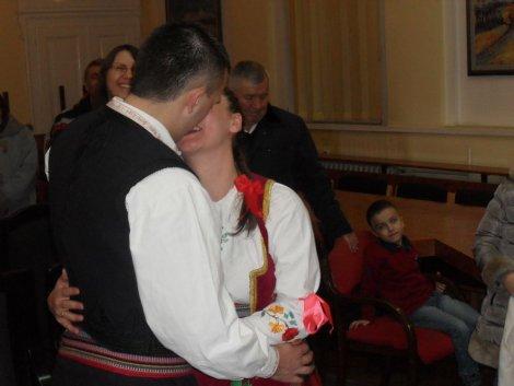 Најромантичнији српски дочек нове године десио се у Алексинцу