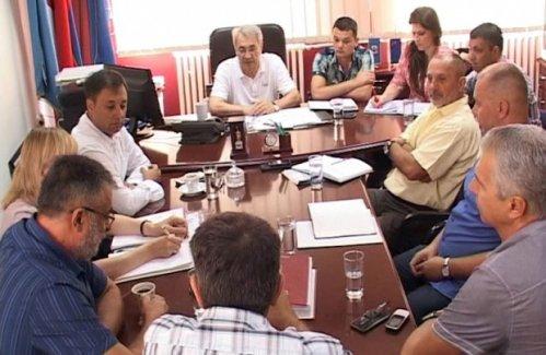 Sa sastanka u prostorijama GO Crveni Krst