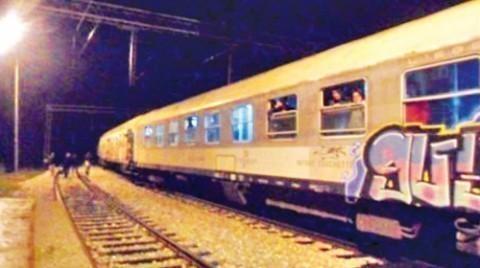 Ухапшене због крађе делова локомотиве