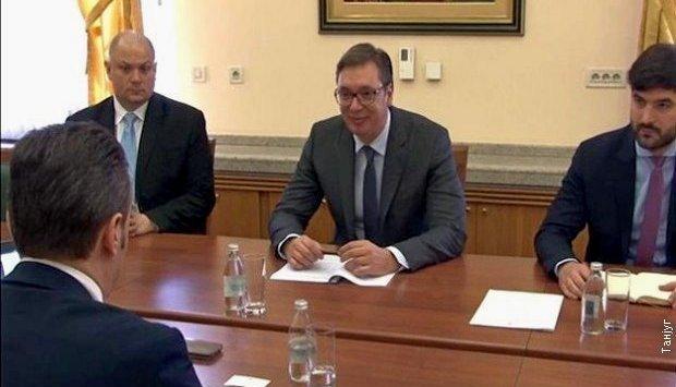 Sastanak sa Vučićem: Gramer proširuje proizvodnju