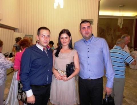Општинска делагација на прослави у Словенији