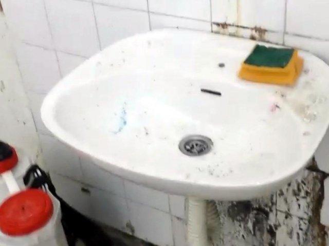 Нема сапуна ни средстава за дезинфекцију; фото: Јужне вести