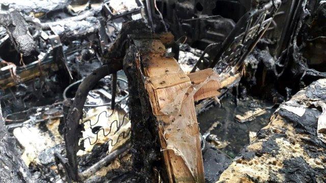 Uhapšen mladić zbog paljenja auta aleksinačkog novinara