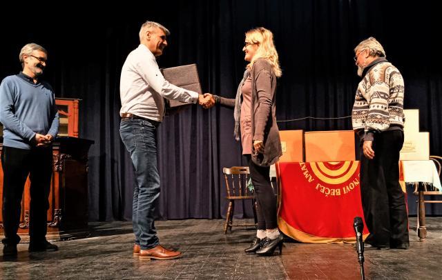 Aleksinčani pobednici Festivala komedije u Novom Bečeju