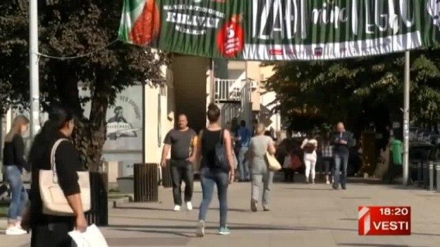 """Građani zabrinuti i uplašeni, Aleksinac službeno  """"bezbedan"""""""