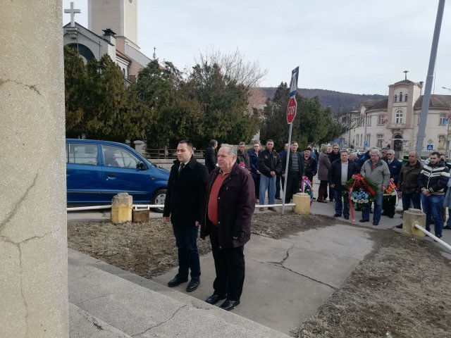 Delegacija Opštine Aleksinac