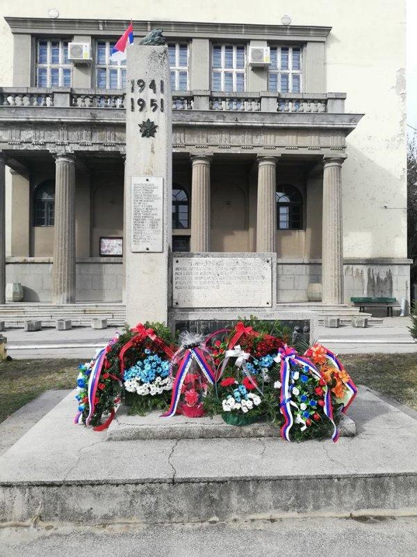 Обележена 76-годишњица погибије бораца Озренског партизанског одреда