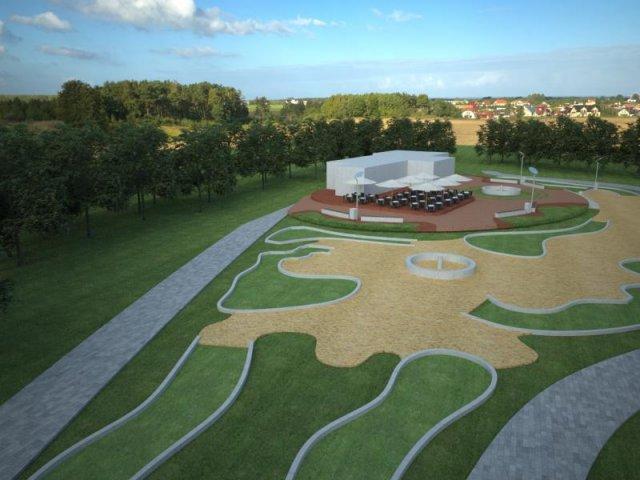 """Студенти дали решење за уређење парка """"Брђанка"""" у Алексинцу"""