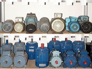 WIKING GROSS,najveći izbor elektromotora i reduktora,vakuum pumpe, ventilatore, frekventne regulatore, turbine, rasvetu i viljuškare