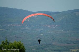 Evropsko prvenstvo u paraglajdingu u disciplini precizno sletanje