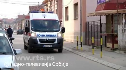 РТС: Алексиначка Хитна помоћ само за најхитније позиве