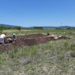 Прва археолошка ископавања винчанског локалитета у Алексиначкој котлини