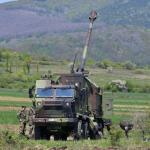 Војска код Мозгова испалила пројектил домета 40 км