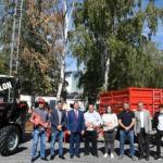 Traktorska kosilica otišla u Rutevac