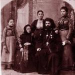 Породична фотографија Проте Стеве Димитријевића