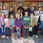 Општинско такмичење из верске наставе у Алексинцу