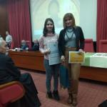 Učenica OŠ Ljupče Nikolić osvojila laureat Svetosavskog književnog konkursa