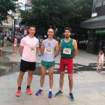 """AK """"Napredak"""" učestvovao na 3. vranjskom polumaratonu"""
