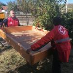 """Црвени крст Алексинац организовао акцију """"Радни викенд на селу"""""""