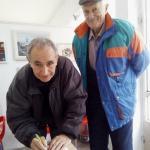 Одборник потписао донорску картицу